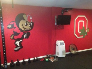 Awesome ... Ohio State Mural 3 ... Part 12